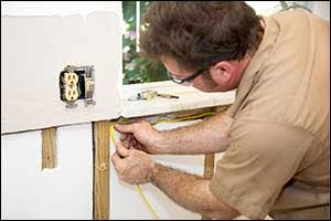 Greater Boston electrical work for home remodeling projects